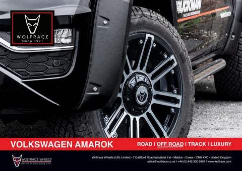 Volkswagen Amarok Brochure by louise - issuu