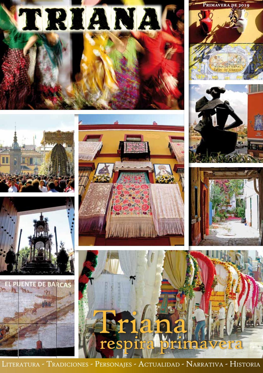 sala de estar de marfil concordia Revista Triana Primavera 2019 By Ayuntamiento De Sevilla