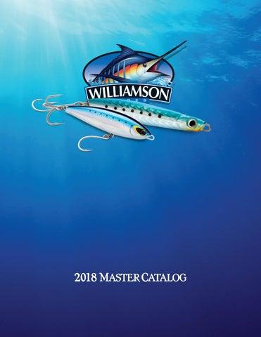 Williamson US 2018 by rapala-eu - issuu