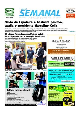 9b85ff82b257 Semanal 5 de abril de 2019 by JORNAL Semanal - issuu