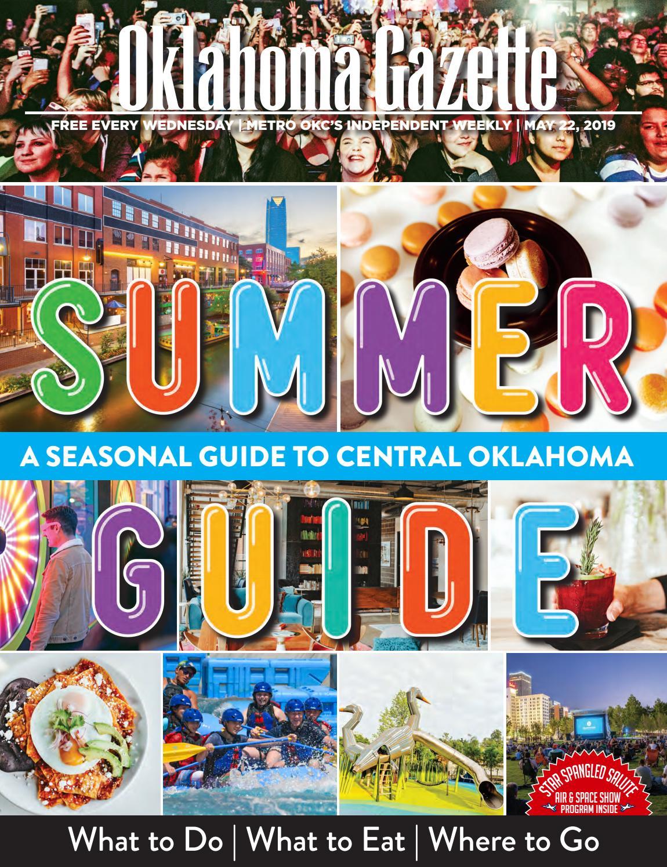 Summer guide by Oklahoma Gazette - issuu
