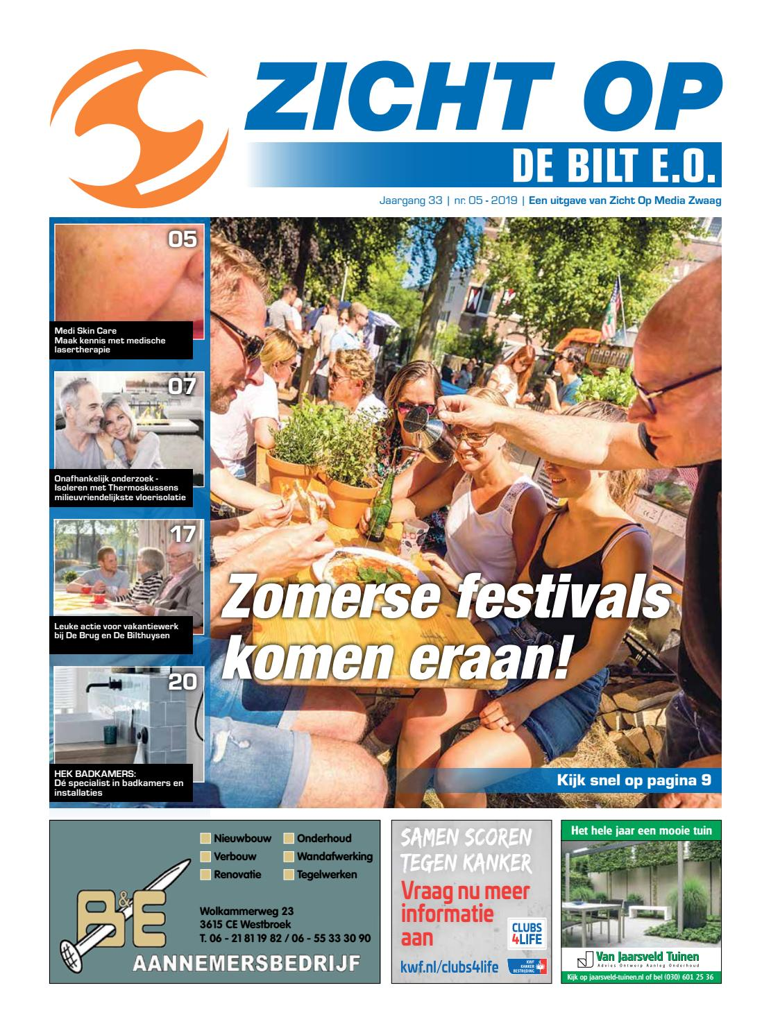 2bd618126b3a5f Zicht Op Zeist - 201905 - editie De Bilt e.o. by Zicht Op Media - issuu