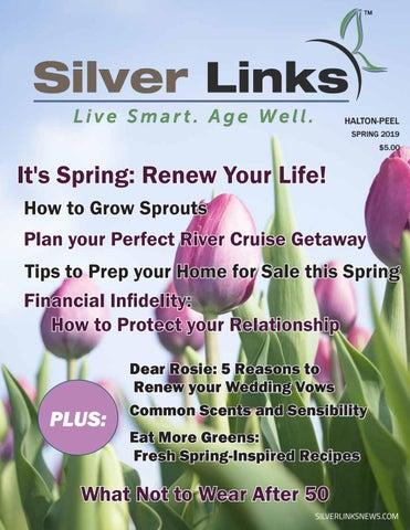 Silver Links News, Spring 2019 by silverlinksnews - issuu