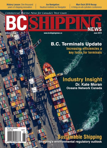BC Shipping News - June 2019 by BC Shipping News - issuu
