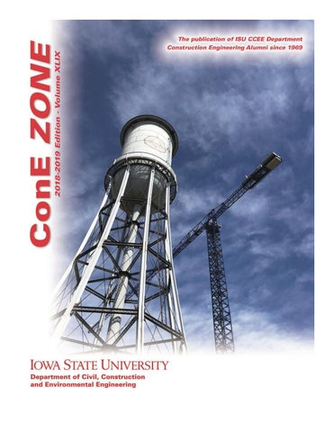 ISU ConE Zone 2018-2019 by Civil, Construction and