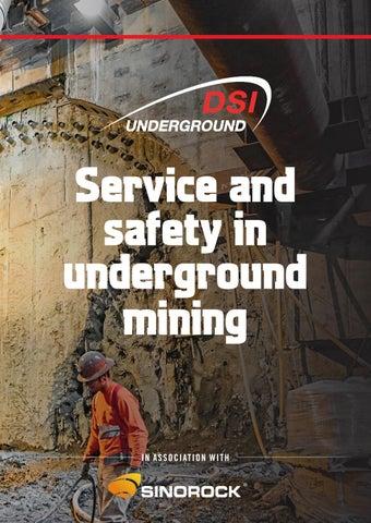 DSI Underground | Company Brochure | Business Chief Europe