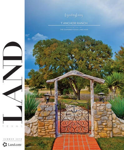 Page 1 of Cover Story: T Anchor Ranch