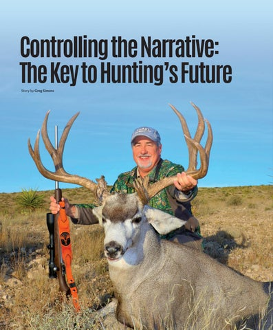 Page 50 of Controlling the Narrative: The Key to Hunting's Future