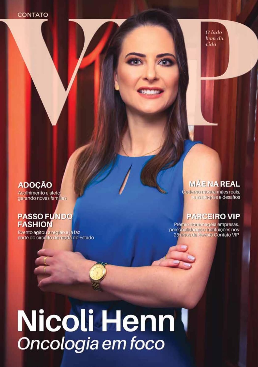 8706c7e719ae Contato VIP - Maio de 2019 - Passo Fundo by ContatoVIP - issuu