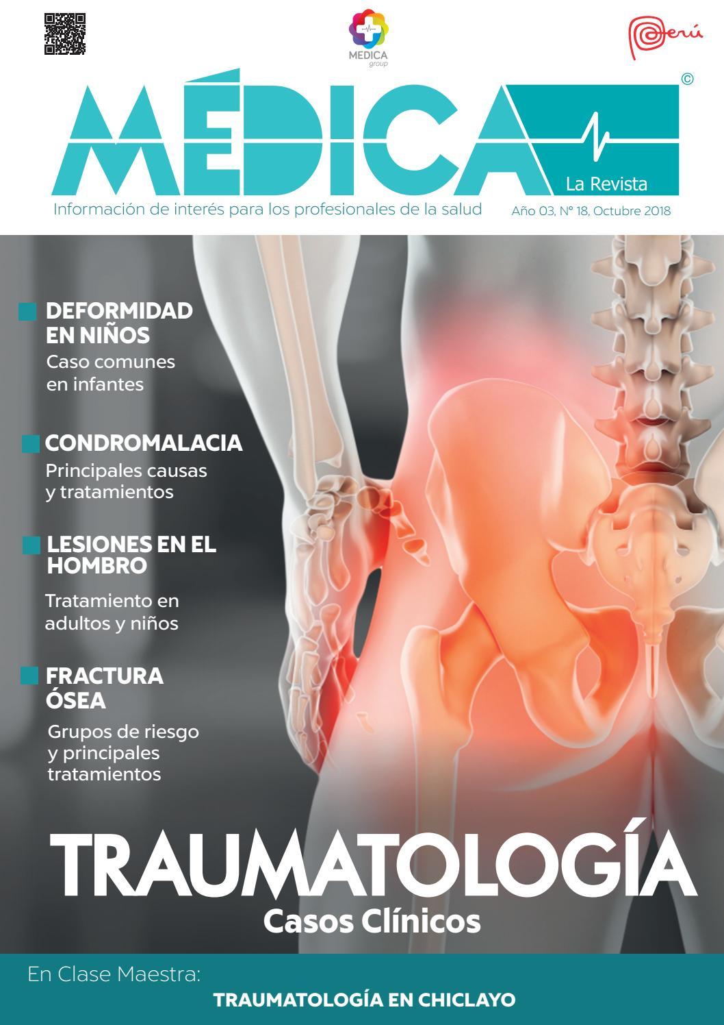 11 tendencias de Traumatologia para explorar | Fractura