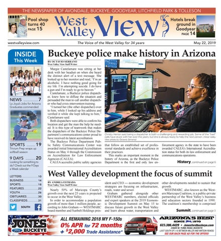 West Valley View: South 05 - 22 - 2019 by Times Media Group - issuu