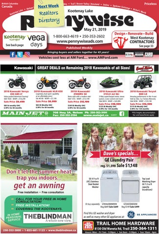 MAY 21 Pennywise Kootenay Lake by Pennywise Publishing - issuu Storm Doors Kijiji Calgary on