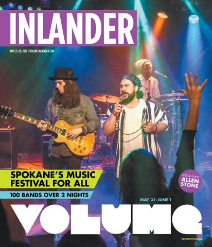 Inlander 05/23/2019 by The Inlander - issuu