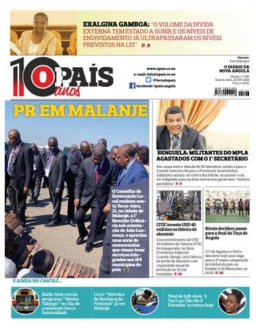 771bfea53 Jornal OPaís edição n°1481 de 22/05/2019 by OPAÍS - issuu