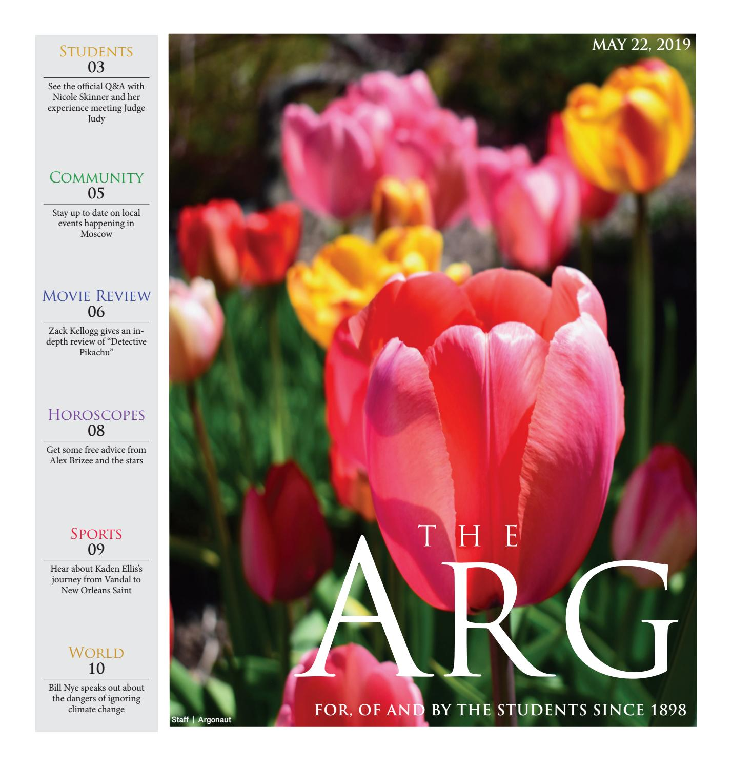 The Argonaut | May 22, 2019 by The Argonaut - issuu