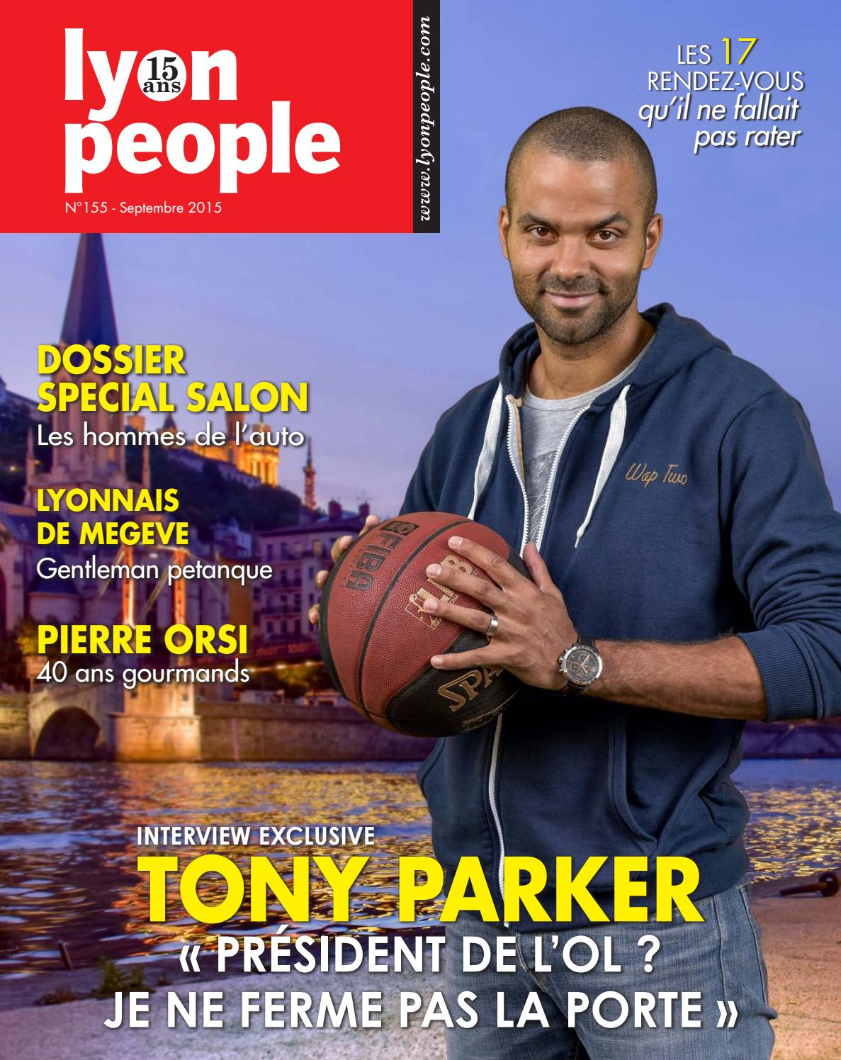 Issuu Septembre By 2015 Lyon People rChtBdsQxo