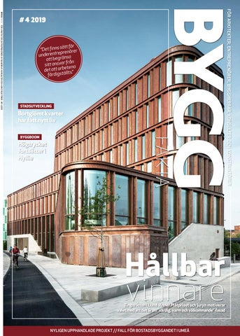 5045db1c99d Byggfakta nr 4, 2019 by Svenska Media Docu AB - issuu