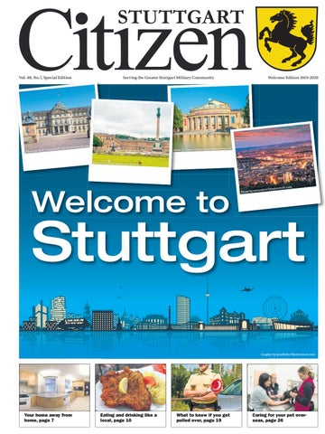 The Citizen - Welcome to Stuttgart Edition 2019-2020 by