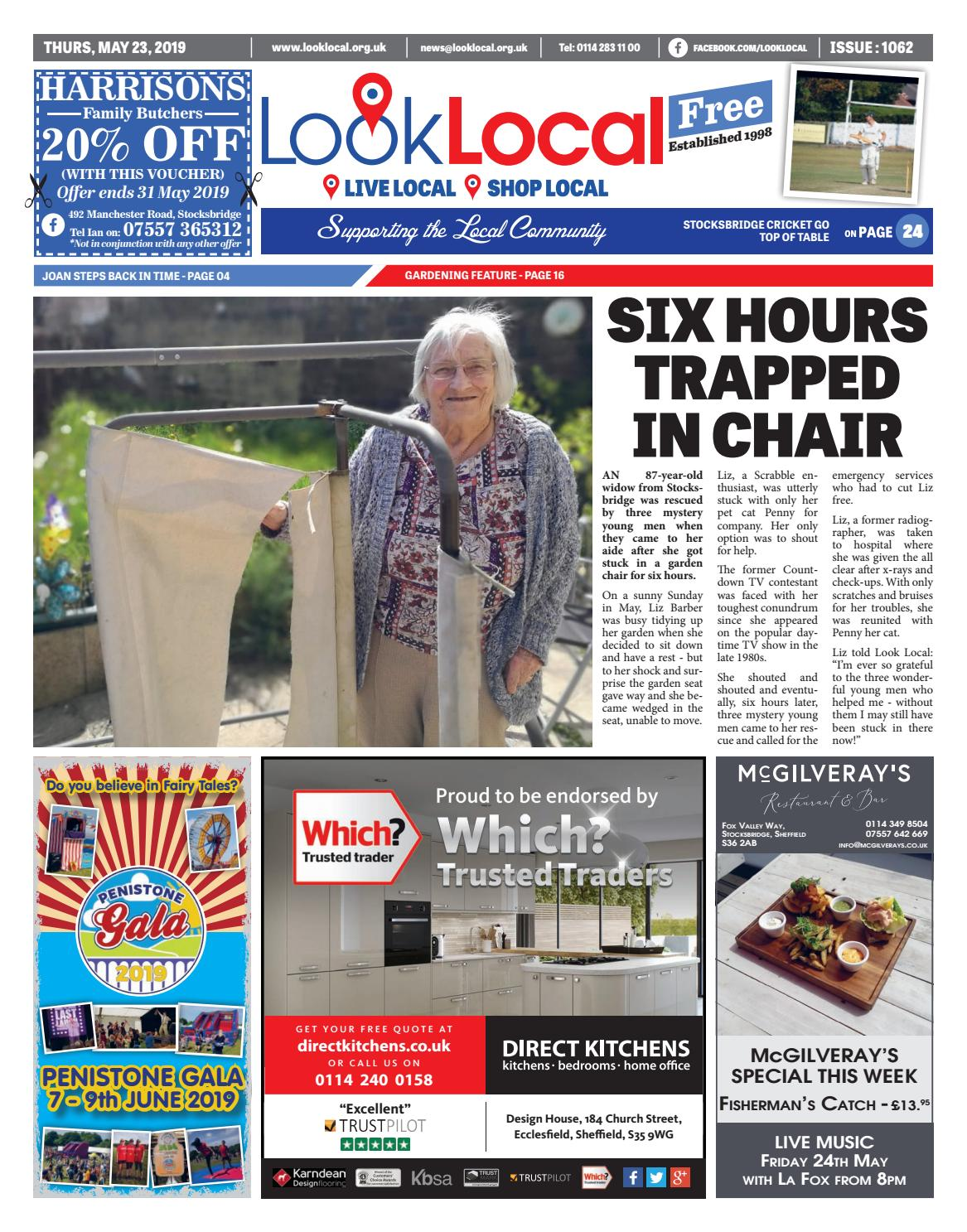 issue 1062 Thursday 23 May 2019 by Look Local Newspaper - issuu