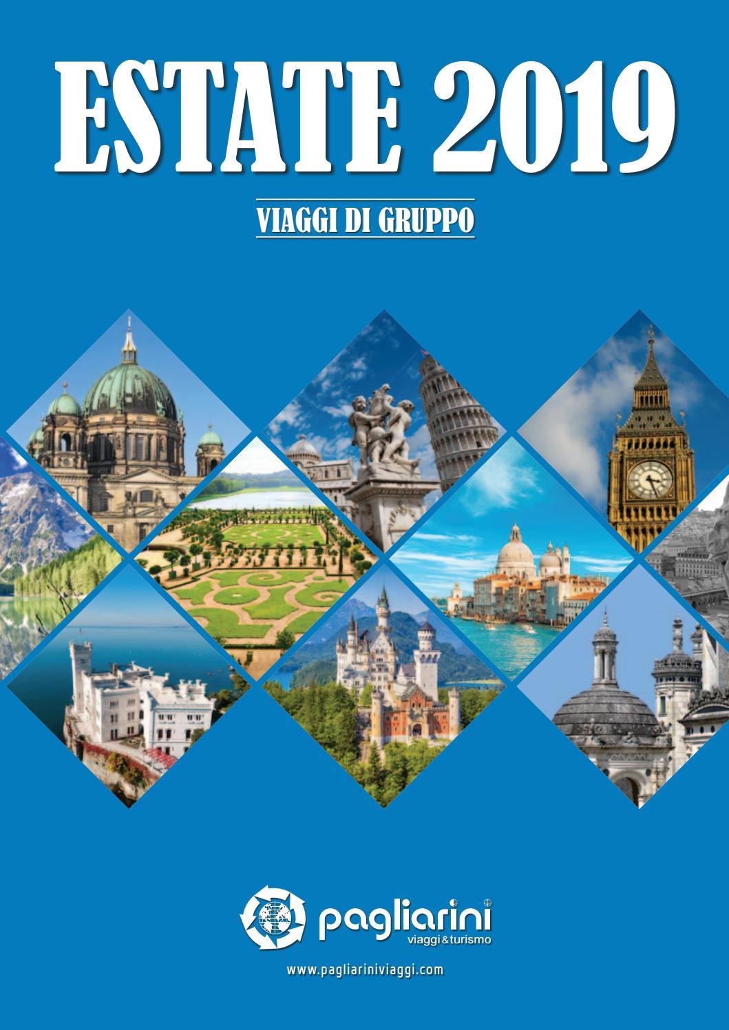 Pagliarini viaggi & turismo - Estate 2019 - Viaggi di ...