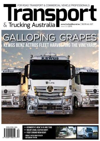 Transport & Trucking Issue 124 by Transport Publishing Australia - issuu