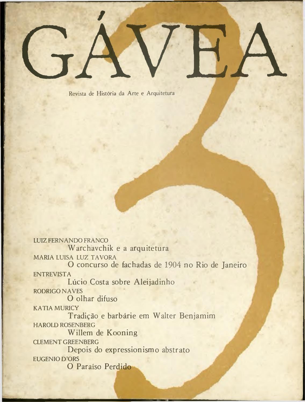 b886fe1ae Revista Gávea - 3ª Edição by R&L Produtores Associados - issuu