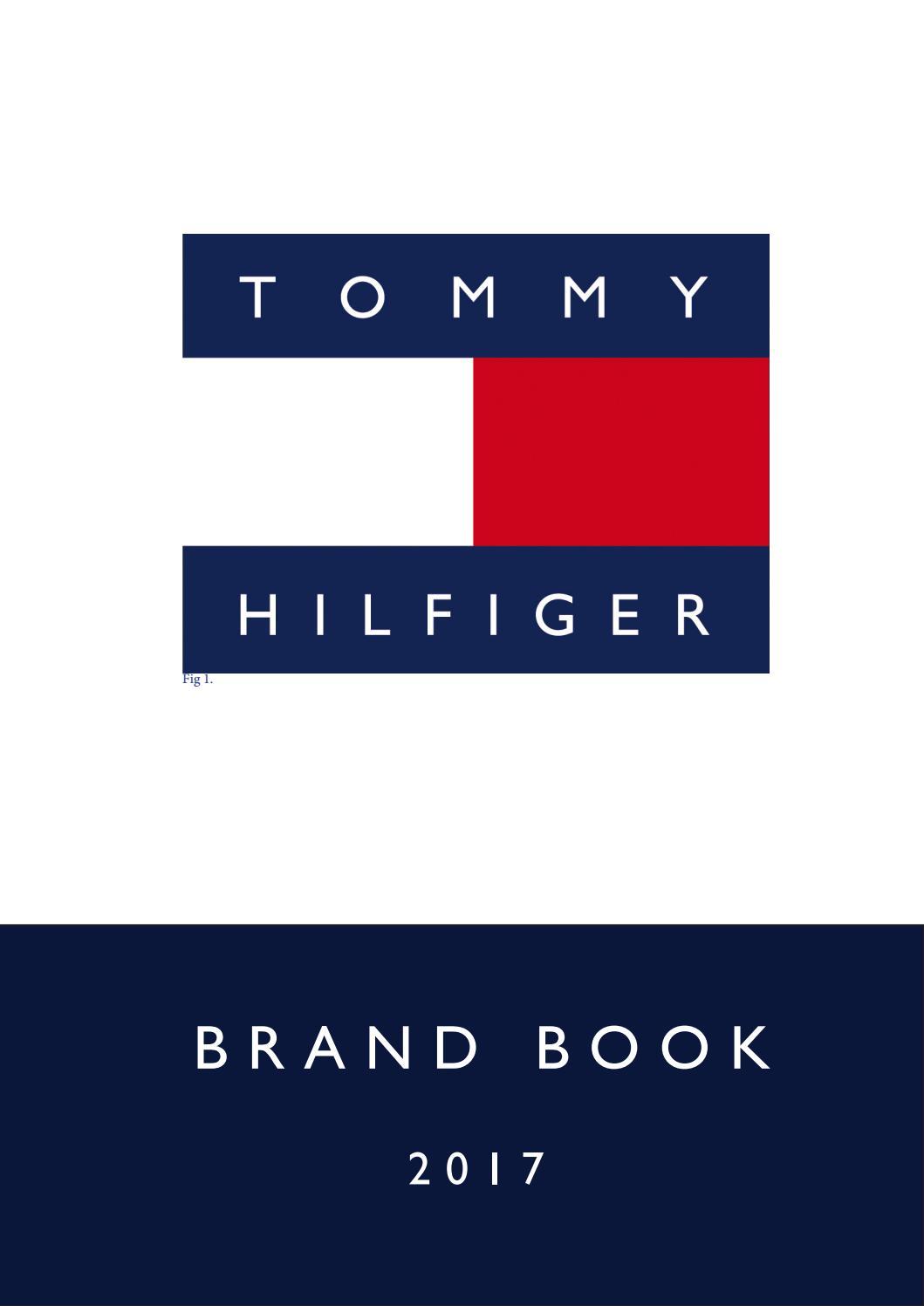 new tommy hilfiger logo