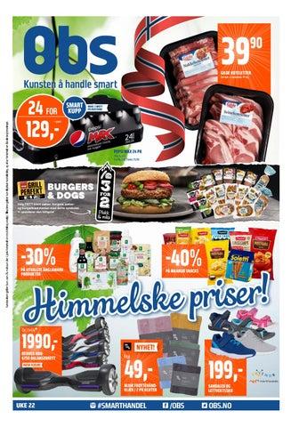 ed46c044 Obs! Kundeavis for Coop Midt-Norge uke 22 2019 by Coop Midt-Norge ...