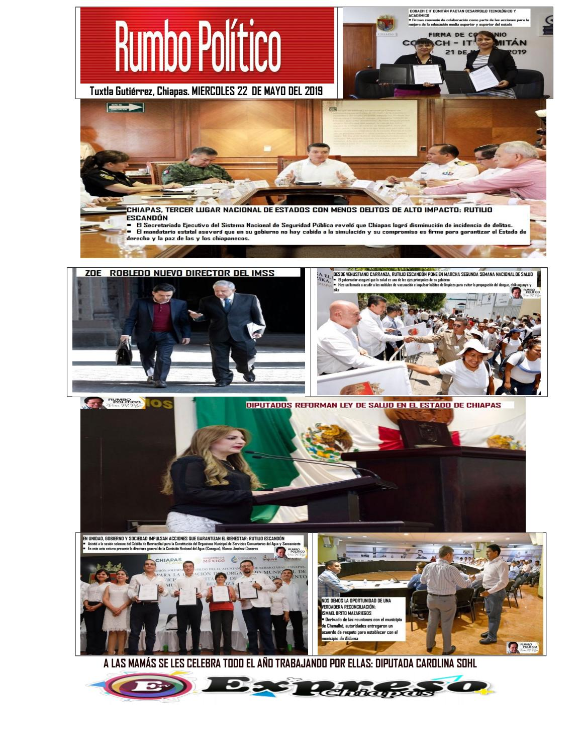 Rumbo Politico El Blog By Victor Mejia Alejandre Issuu