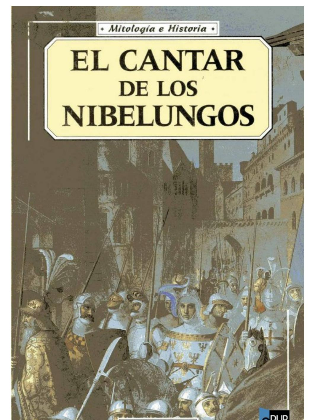 El Cantar De Los Nibelungos By Agus Petrillo Issuu