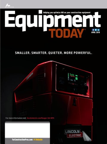 Equipment Today April 2019 by ForConstructionPros com - issuu