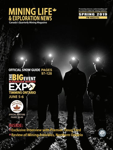 Mining Life & Exploration News, Canada by Canadian Mining