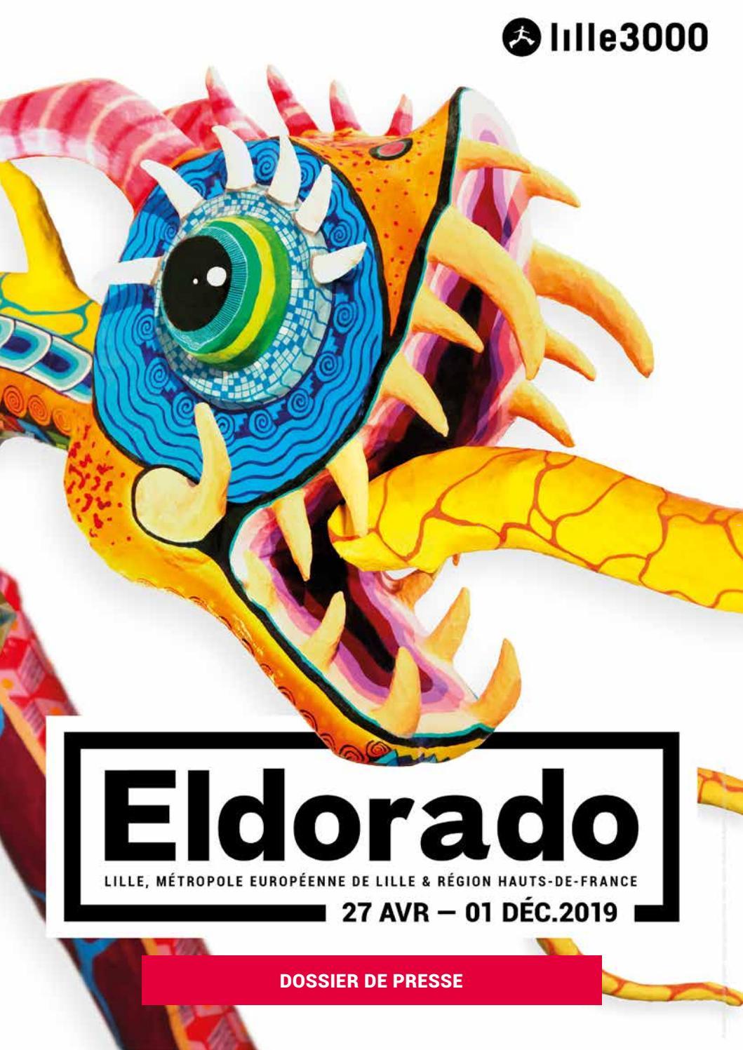 foto de Dossier de presse - Eldorado - lille3000 by lille3000 - issuu