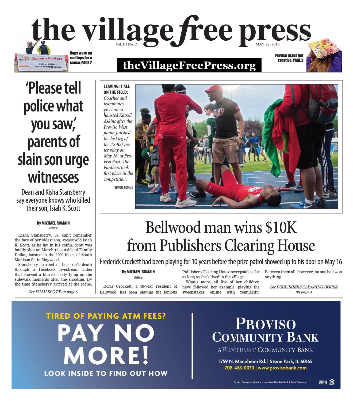 Village Free Press_052219 by The Village Free Press - issuu