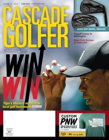 Cascade Golfer — June 2019 by Varsity Communications - issuu