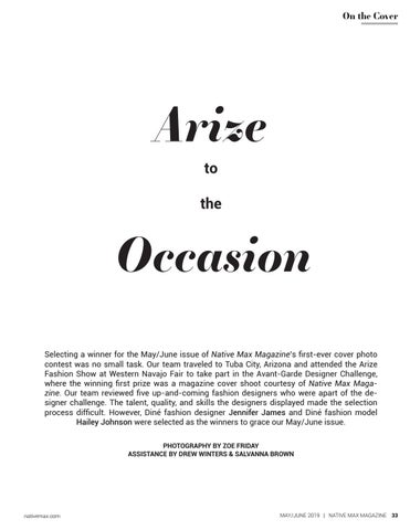 Page 33 of Arize to the Occasion