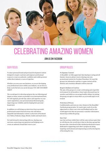 Page 17 of Celebrating Amazing Women
