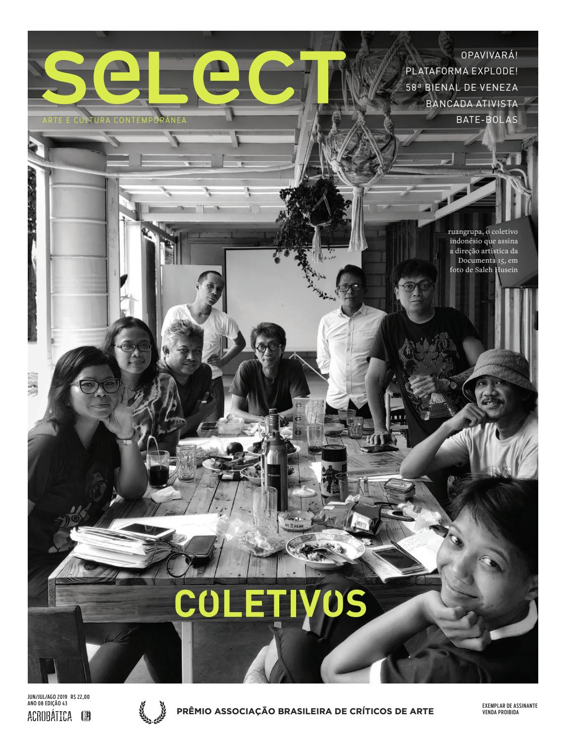 Select 43 by Editora 3 - issuu