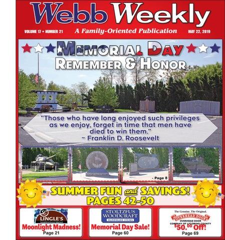 Webb Weekly May 22 2019 By Webb Weekly Issuu