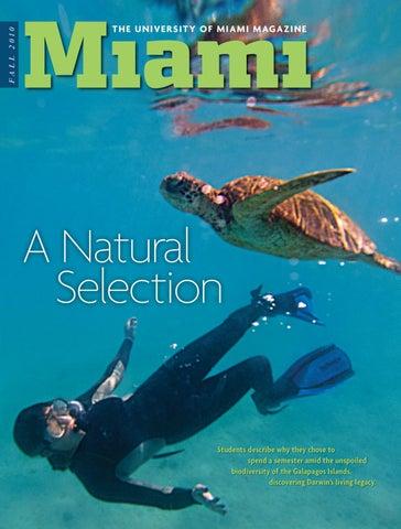 Miami Magazine | Fall 2010 by University of Miami - issuu
