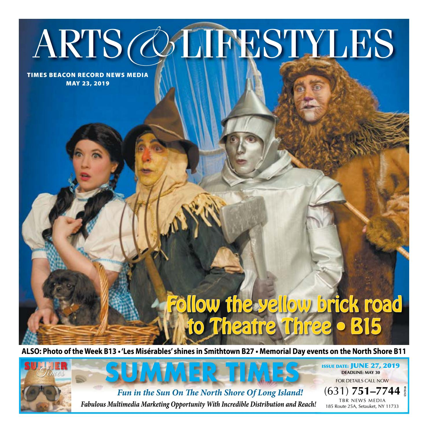 Arts & Lifestyles - May 23, 2019 by TBR News Media - issuu