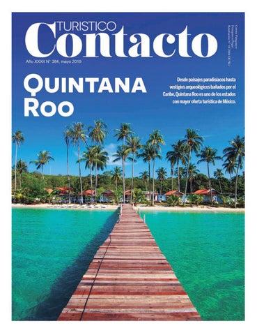 996f932a00d Contacto Turistico - Edición Especial Quintana Roo - Mayo 2019 by ...
