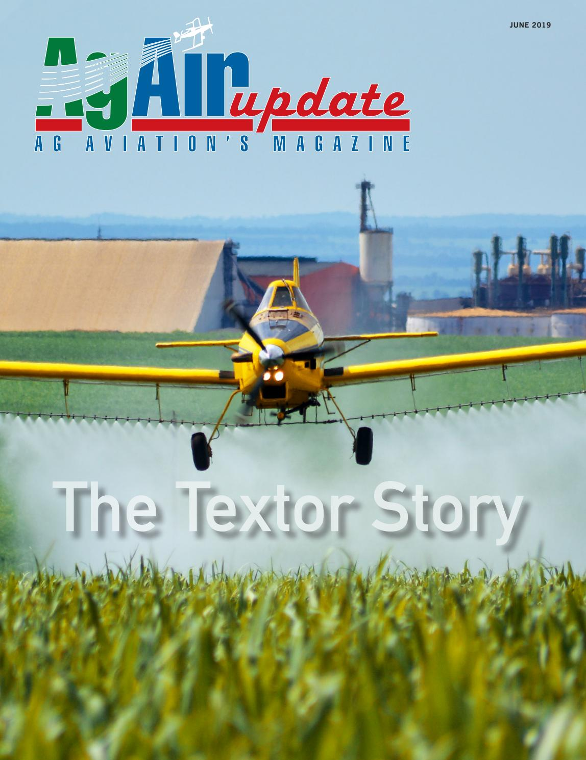 June 2019 - U S  Edition in English by AgAir Update - issuu