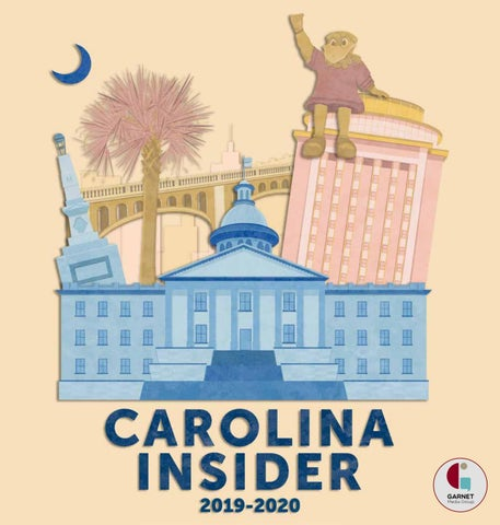 Carolina Insider 2019 by The Daily Gamecock - issuu