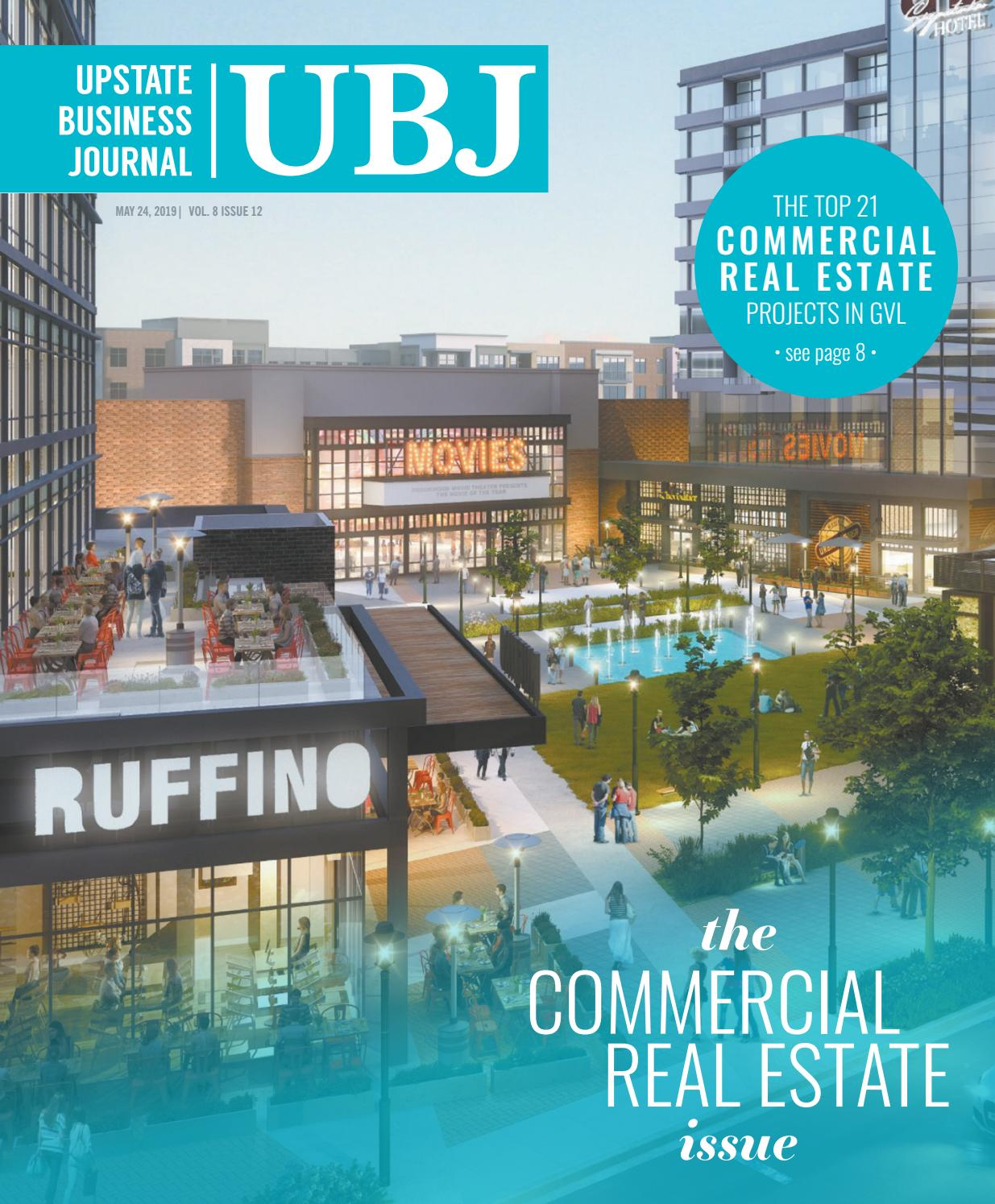 May 24, 2019 Upstate Business Journal by Community Journals - issuu
