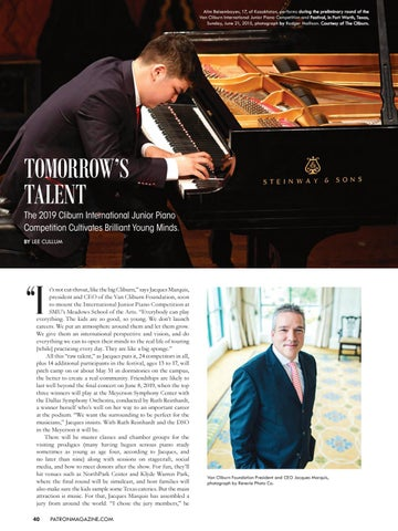 Page 42 of Tomorrow's Talent