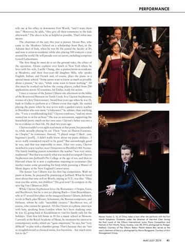 Page 43 of Tomorrow's Talent