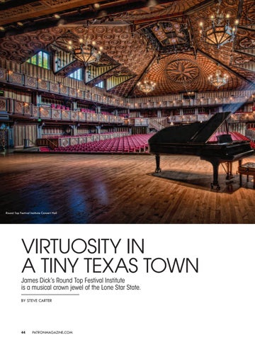 Page 46 of Virtuosity In a Tiny Texas Town