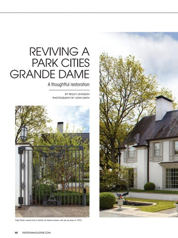 Page 50 of Reviving a Park Cities Grande Dame