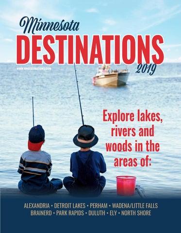 Tragic Fishing Accident In Lake Geneva >> Minnesota Destinations 2019 By Echo Press Issuu
